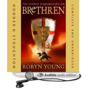 Brethren (Audible Audio Edition) Robyn Young, Christopher