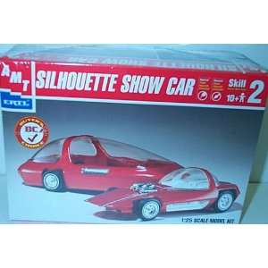 AMT Silhouette Show Car   1/25 Scale Kit Toys & Games