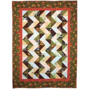 Apple Quilts for fast and easy lap or twin quilt.: Home & Kitchen