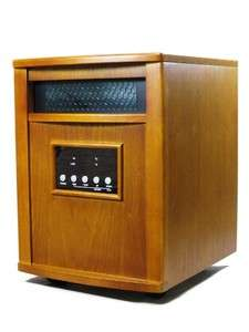Green Heat 750 Square Foot Infrared Quartz Heater GH 750 Amish