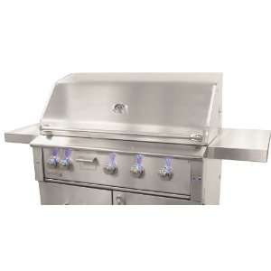Prestige Stainless Steel Built In Barbecue Grill GBQRP42L