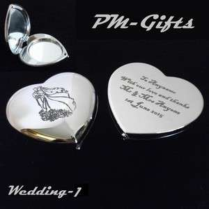 Perfect Bridesmaids Wedding Favour Gifts (Many designs)