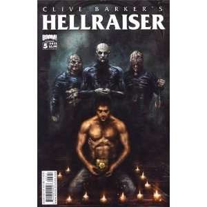 Clive Barkers Hellraiser Vol 2 #5 Cover B Various Books