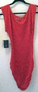 DEREON Beyonce Dress Size S Small Red $69 NWT NEW