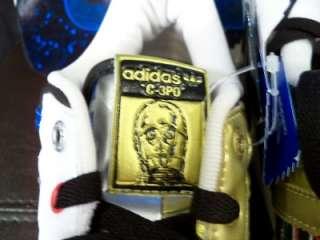 Adidas Star Wars Top Ten Low DROID Shoes C3PO R2D2