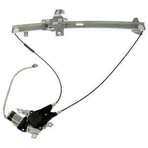 741 586 Ford Truck Front Driver Side Power Window Regulator with Motor