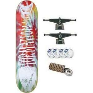 Formation Skateboard Phish Stixx 8.25 Tiedy w/Mini Logo