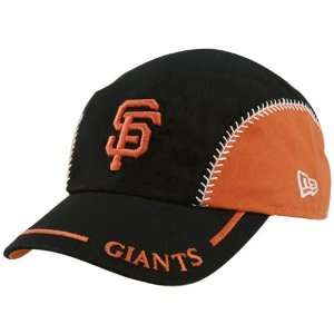 New Era San Francisco Giants Toddler Black Ball Boy Hat