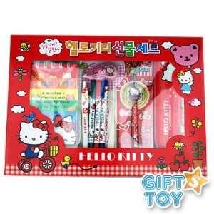 Sanrio Hello Kitty Gift Set (Red)