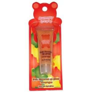 Gummy Bears Orange Lip Gloss Beauty