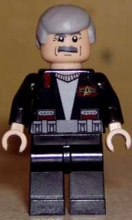Custom Lego minifig Star Trek 2 Wrath of Khan Scotty