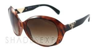 NEW Prada Sunglasses SPR 08N HAVANA BIS 6S1 SPR08N AUTH