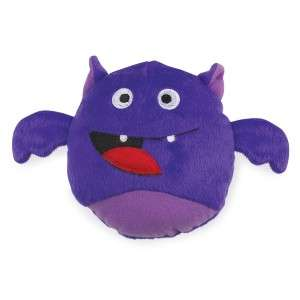 Zanies Halloween Creepy Cuties Plush Dog Toy Bat 5