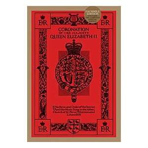 Majesty Queen Elizabeth II (Facsimile Edition) Book Sports & Outdoors