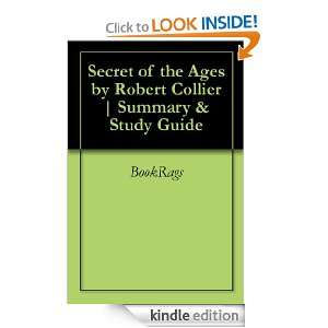 Collier  Summary & Study Guide BookRags  Kindle Store