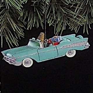 Hallmark 1994 Classic Cars 4 1957 Chevrolet Bel Air New