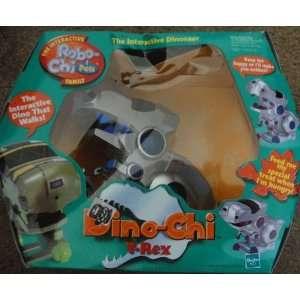 Robo Chi Pets Dino Chi T Rex Electronics