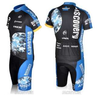 NEW Cycling Bicycle Comfortable outdoor Jersey + Shorts