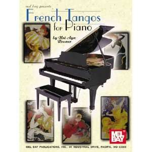 French Tangos for Piano (9780786657858) Uri Ann Rovner Books