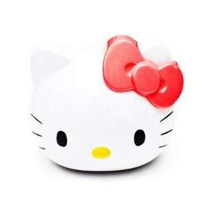 HELLO KITTY FACE RED CAR AIR FRESHENER