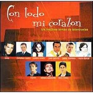 Con Todo Mi Corazon: Various Artists: Music