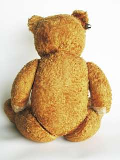 Beautiful vintage teddy bear. About 43 cm (17 ). In very fine