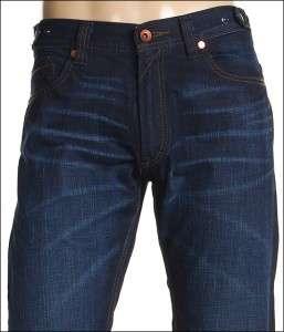 Levis 514 Mens Slim Straight Jeans Skyscraper #0002
