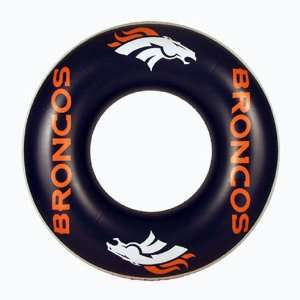 Denver Broncos Inner Tube Pool Float