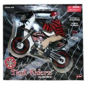 Jesse James Skull Rider Motorcycle 1/6 Scale Radio