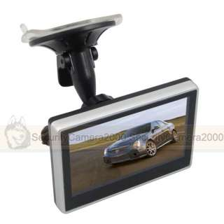 CH Video Input, 4 inch, TFT LCD, Color Camera, DVD, VCR, Car Monitor