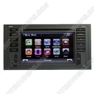 Qualir OEM Autoradio DVD GPS Navigation for Ford Focus