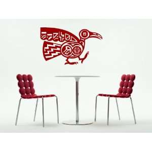 Vinyl Wall Decal Ancient Egyptian Bird Art Design Sticker