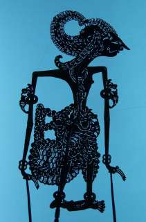 Indonesian Schattenspielfigur Marionette Shadow Puppet Figuren cw11