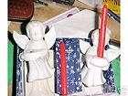 Cherub Angel Candle Holders Candleholders Christmas STE