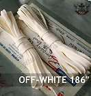 134 shoe lace KNEE HIGH ALL STAR CONVERSE BOOTS IVORY