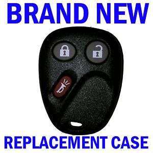 98 99 00 01 GMC SONOMA CHEVY S10 REMOTE KEY FOB CASE