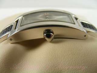 Jennifer Lopez JLO Cuff Bracelet Dress Watch