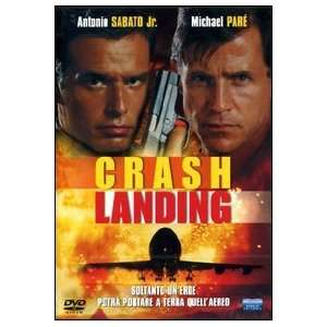 crash landing (Dvd) Italian Import: antonio sabato jr