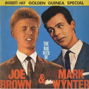 The Big Hits Of Joe Brown & Mark Wynter: Joe Brown: Music