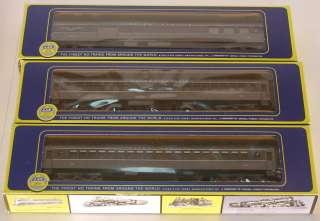 AHM/Rivarossi Union Pacific Heavyweight 9 Car Passenger Set 2 tone