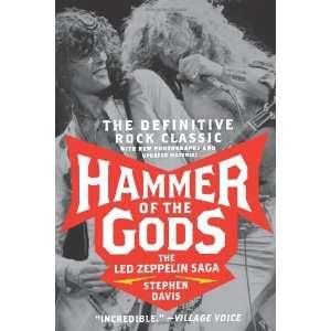 of the Gods The Led Zeppelin Saga [Paperback] Stephen Davis Books