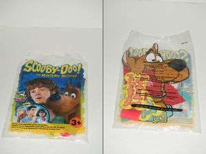 Scooby Doo The Mystery Begins Wendys Kids Meal Toy