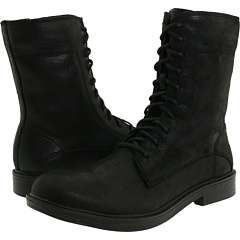 HARLEY DAVIDSON Mens Custer Work Boots Black Leather D95268