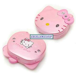 NEW CUTE PINK QWERTY HELLO KITTY FLIP CELL PHONE CAMERA  camera 2