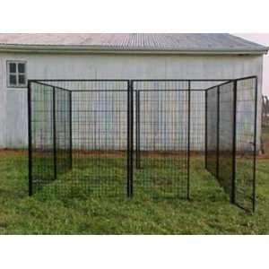 Options Plus Commercial Grade Dog Kennel XL