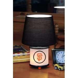 SAN FRANCISCO GIANTS Team Logo 12 Tall DUAL LIT ACCENT LAMP / NIGHT