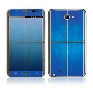 Samsung Galaxy Note Decal Skin Sticker   Ping Pong Table