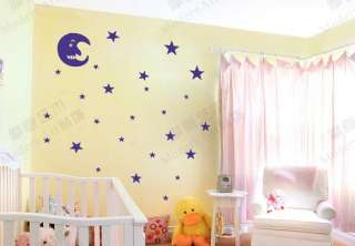 Decor Mural Art Wall Sticker Decal S012 (various colors)