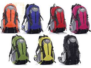 Internal Frame Backpacks Zipper Fashion Travel Rucksacks EHB25
