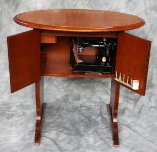 RARE ~ ORIGINAL Singer 221 Featherweight Sewing Machine #68 Cabinet